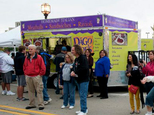 Food Truck Rental Ferndale MI