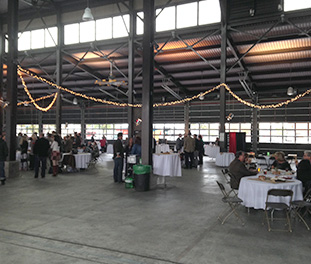 Eastern Market Detroit Preferred Caterer & Food Truck Catering - indoors